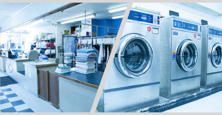 dry cleaners laundry